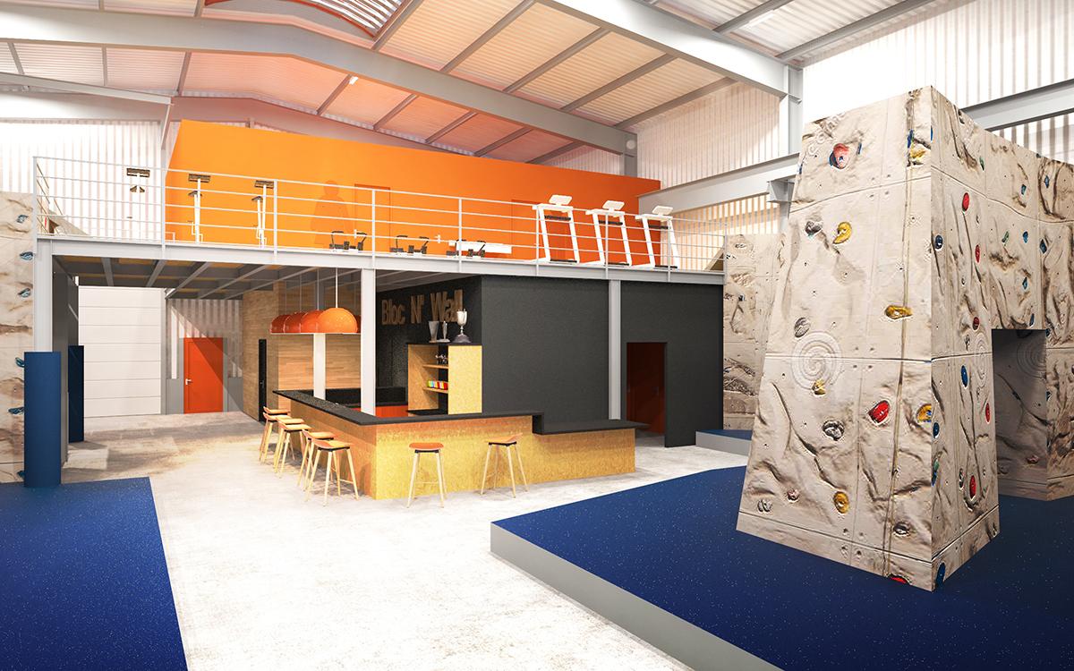 une salle d escalade d envergure nationale ouvrira prochainement colmar planetgrimpe toute. Black Bedroom Furniture Sets. Home Design Ideas