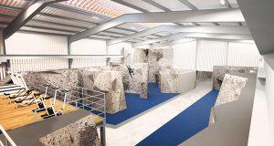 Une salle d'escalade d'envergure nationale ouvrira prochainement à Colmar