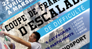 Marseille organise pour la première fois une Coupe de France de difficulté, les 22 et 23 Avril !