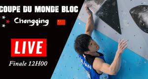 LIVE: Finales de la Coupe du Monde de Chongqing – 12h00