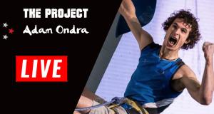 LIVE: Adam Ondra dans The Project, la voie la plus dure du Monde !