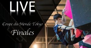 LIVE: Finales Coupe du Monde de bloc de Tokyo | 07h30