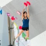 Fanny Gibert première bloqueuse de l'Histoire médaillée des Jeux Mondiaux !