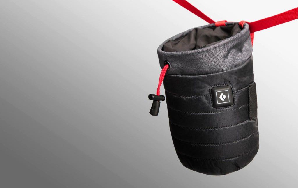 bas prix Nouveaux produits fournisseur officiel Innovation: Black Diamond lance le sac à magnésie chauffant ...