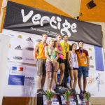 Résumé des finales du Championnat de France de difficulté 2018