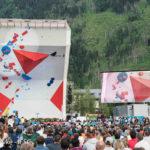 La Coupe du Monde d'escalade débarque à Chamonix dès aujourd'hui!