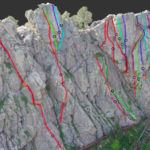 Escalade 2.0: la cartographie 3D, le futur des topos?