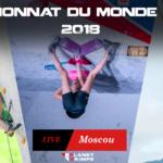 LIVE – Championnat du Monde jeunes 2018 | Difficulté | Bloc | Vitesse