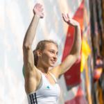 Janja Garnbret s'offre un nouveau titre de Championne du Monde !