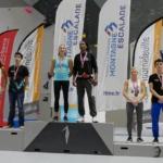 Micka Mawem et Anouck Jaubert champions de France du combiné