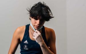 Pourquoi Oriane Bertone n'a pas participé aux championnats du monde jeunes?